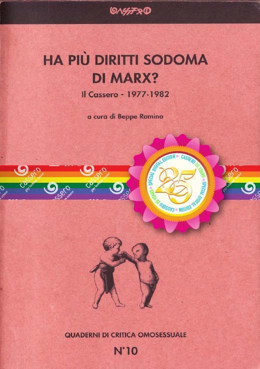 Ha più diritti Sodoma di Marx?