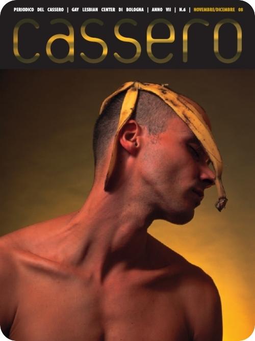 La copertina di Cassero Magazine