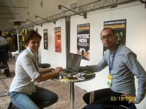 Micaela Calabresi & Maurizio Cecconi