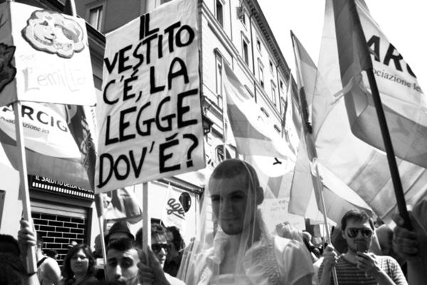 Foto di Beppe Ramina - Bologna Pride 2012