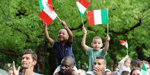 migranti senza cittadinanza italiani